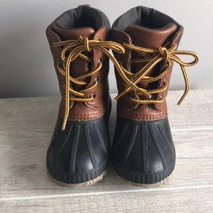 Baby Gap Boots 7/8 EUC